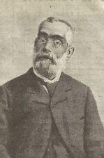 A1165 - Nicola Schiavoni martire dell'indipendenza italiana - Stampa Antica 1905