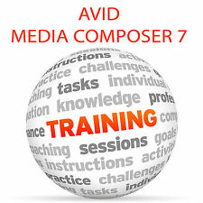 Avid Media Composer 7-Video Training Tutorial DVD