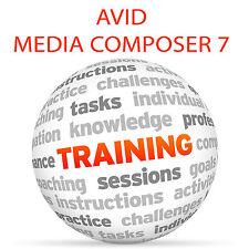 Avid MEDIA COMPOSER 7 - Video Training Tutorial DVD
