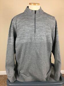 Puma Golf Evoknit Seamless 1/4 Zip Pullover Sweater Men's Size XXL