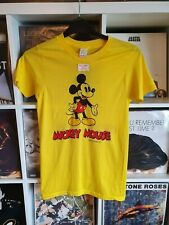 tropix togs Mickey Mouse T-shirt Size Small Womens vintage 70s