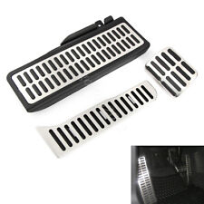 For VW Golf MK6 Jetta 3X  Stainless Steel Automatic Transmission/AT Brake Pedal