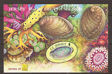 Jersey 2006 Belgica stamp exhibition m/s MNH