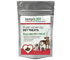 Pure Hemp Oil-Calming Dog Treats