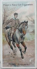 Single: Young England No.30 RIDERS OF THE WORLD John Player Ltd 1905