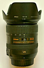 Nikon NIKKOR AF-S 16-85mm f/3.5-5.6mm ED VR Lens - Excellent Condition