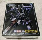 Skywarp - Transformers Masterpiece MP-11SW - Takara - NEW - FLAWLESS