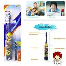 Kids Cartoon Electric Batman Toothbrush +1 FREE Brush Heads