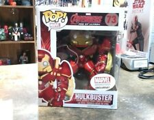 "Funko Pop! Marvel Avengers Age of Ultron Marvel - Hulkbuster 6"" - Figure #73"