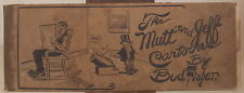 1910 THE MUTT AND JEFF CARTOONS by BUD FISHER