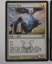 Restoration Angel FOIL from Korean Promo X1 Slightly Played MTG Magic