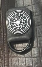 1x harley davidsin fob holder black sun #133