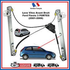 Pour Ford Fiesta MK7 2008-2013 avant puissance fenêtre régulateur Gauche N//S NO MOTOR
