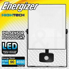 Energizer LED Floodlight With PIR Sensor 50w - S10934