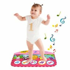 Infant Play Mats Piano Musical Sleep Lullaby Activity Fitness Gym Safety Blanket