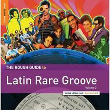 Latin 33RPM Speed World Music LP Records