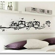 Unbranded Nature Bedroom Vinyl Wall Stickers