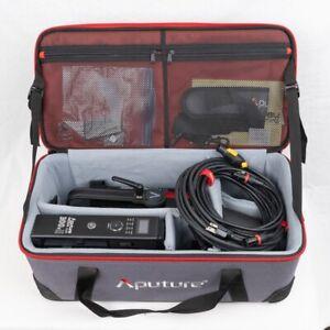 #2 Aputure Light Storm C300d Mark II LED Light Kit   V-Mount Battery Plate