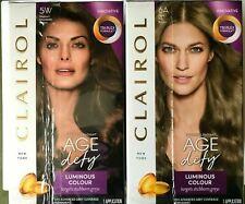 Clairol Age Defy Permanent Luminous Colour Targets Stubborn Greys