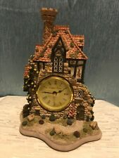 Rare Father Time Tudor Ruin Clock 1993 By Jon Herbert