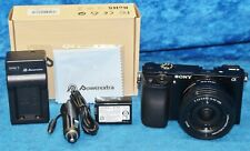 Sony Alpha a6000 Mirrorless Digital Camera 24.3 MP 3