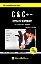 C & C++ Interview Questions You'll Most Likely Be Asked