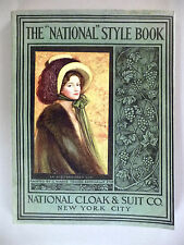 National Cloak CATALOG - 1910 ~~ all fashion ~~ 224 pages ~~ nice condition