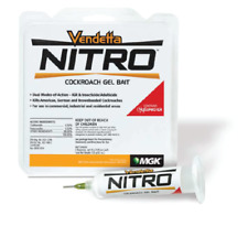 Vendetta Nitro Gel Insecticide - Two to Three Days Free Shipping!