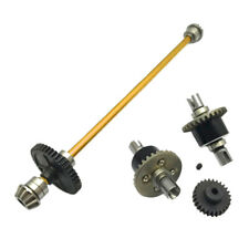 14th Rc Cars Parts Kit Differ Gear Drive Shafts Fits Wltoys 144001 Access