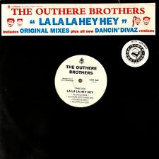 """El Outhere Brothers-La la la Hey Hey (12"""") (PROMO) (en muy buena condición/G + +)"""
