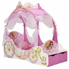 Disney Princess Carriage Toddler Bed with Matress - 70EDI01