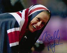 Sally pearson genuine main signé 10X8 photo londres 2012 australie