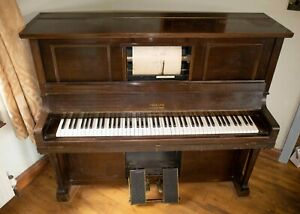 Aeolian Upright Player Piano