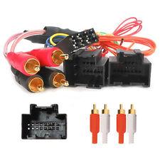 SAAB 93 95 AMPLIFICATO ATTIVO sistema stereo auto ISO Cablaggio lead