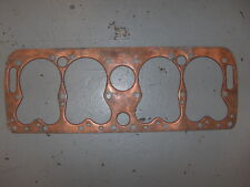 NOS 1930-1940s Hercules Truck Motor OX3 OXC Copper Head Gasket 4 CYL Victor 772