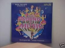 The Sound Of Music - 1981 Original London Cast-Record LP