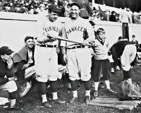 Babe Ruth Lou Gehrig Photo 8X10 New York Yankees #2  Buy Any 2 Get 1 FREE