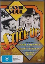 THE STICK UP - DAVID SOUL - PAMELA MCMYLER - JOHNNIE WADE -  DVD - NEW -
