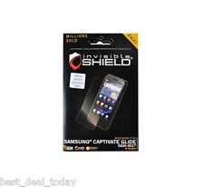 Oem Zagg Invisible Shield Screen Protector For Samsung Captivate Glide Sgh-I927