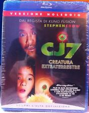 Blu-ray Disc **CJ7 - CREATURA EXTRATERRESTRE** Nuovo Sigillato 2008