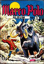 RELIURE MARCO POLO N° 16 (N° 89 à 92 ) DE 1967 EDITIONS MON JOURNAL