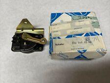 NOS Mercedes Neutral Safety Switch W111 w113 0025450524