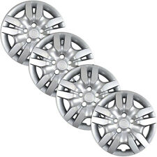 Set of 4 16in Bolt On Full Wheel Covers Rim Hubcaps for 2002-2012 Nissan Altima