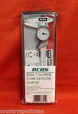 RCBS Dial Caliper Case Length Gauge #87301