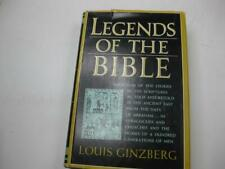 Legends of the Bible by Rabbi Louis Ginzberg Jewish book Judaica