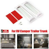 12V LED Interior Light Dome Roof Ceiling Reading for RV Camper Trailer Trunk