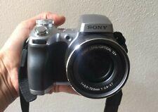 Sony Digital Camera Professional Photography Photo Focus Model DSC-H1