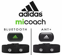 Adidas miCoach ANT+ Bluetooth Heart Rate Monitor for Garmin Bryton Lezyne Zwift