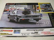 DRAG RACING HOLDEN WORLD FASTEST CAR TORANA RACING  POSTER- SPEEDWAY V8 MUSCLE