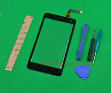 Black Outer Touch Screen Digitizer Glass Lens Repair Parts for ZTE Blade L3